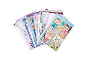 Win A Hunkydory Papercraft Set