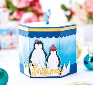 Penguin Christmas Gift Set