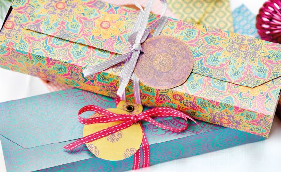 Gift Boxed Soaps