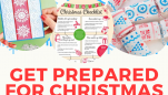 FREE CRAFT KIT! Get Prepared For Christmas