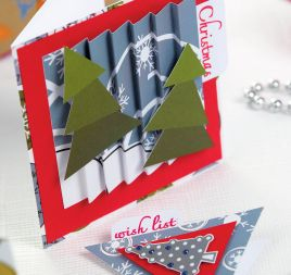 Clever Folding Cards
