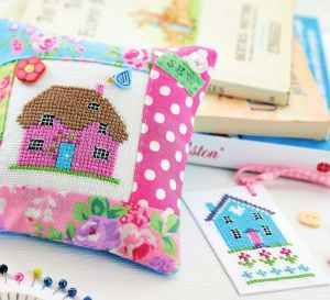 Cottage Pincushion