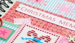 Candy Cane Cross-Stitch Chart