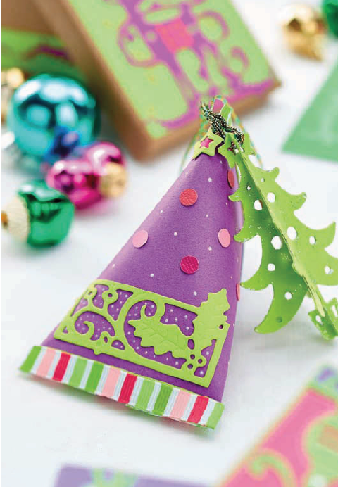 Easy Die-Cutting Ideas for Christmas!