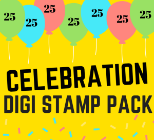 Ultimate Celebration Digi Stamp Pack