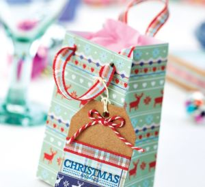 Handmade Christmas Packaging Templates