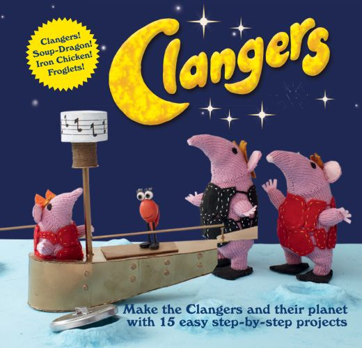 The Clangers Knitting Pattern : Knitted Clangers Templates - Free Card Making Downloads Knitting and Croche...