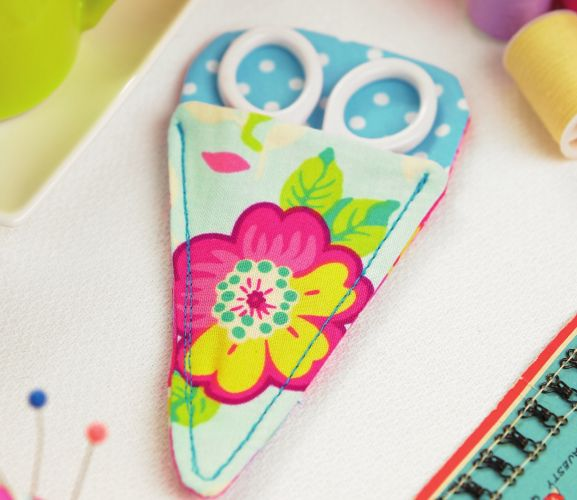Colourful Sewing Cases