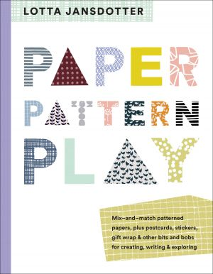 Win a copy of Paper, Pattern, Play