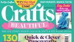 Crafts Beautiful August 2014 (Issue 269) Template Pack