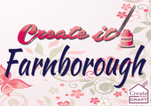 Win 50 Pairs of Tickets To Create It Farnborough