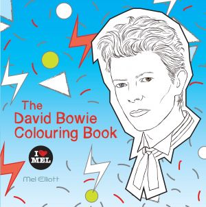 Win One of 14 David Bowie Colouring In Books