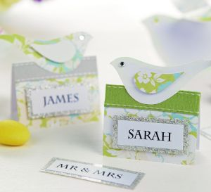 Delicate Wedding Decorations
