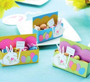 Easter Egg Boxes & Cards