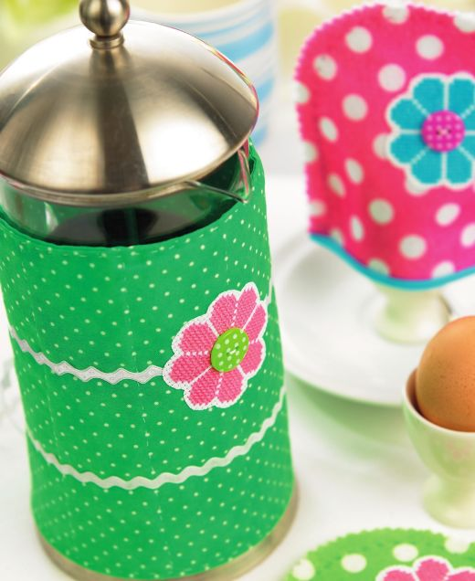 Egg and coffee warmers
