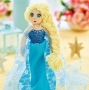 Stitched Snow Princess Doll