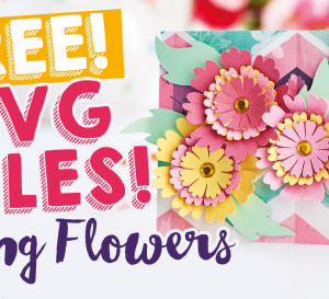 FREE SVG Files! Spring Flowers