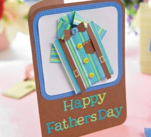 Funky Paper Fathers Day Gifts
