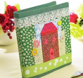 Fabric File & Home Gift Set