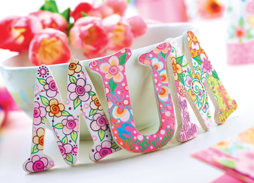 Floral Mother's Day Set