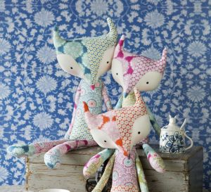 Win One Of Five Tilda Fox Kits