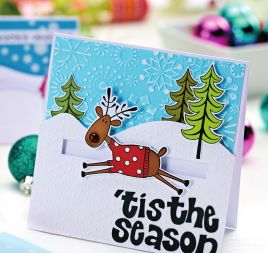 Fun and funky Christmas cards