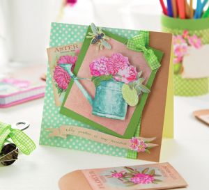 Garden Themed Stationery