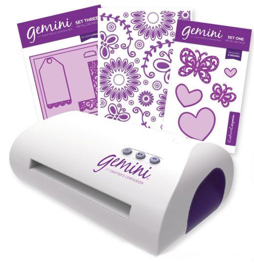 Win One Of Three Gemini Machines Crafts Giveaways