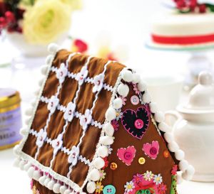 Gingerbread Tea Cosy