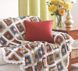 Country Granny Blanket