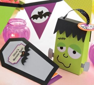 Halloween Party Projects!