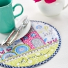 House Placemat Templates
