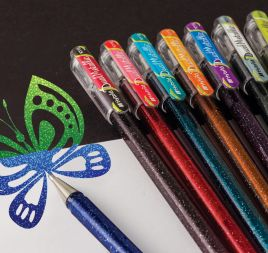 Win One Of Eight Pentel Gel Pens