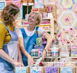 Win One Of 50 Pairs of Tickets To The Creative Craft Show Manchester