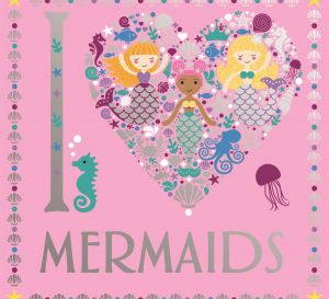 FREE Mermaid Colouring Downloads
