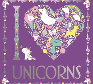 FREE Unicorn Colouring Downloads
