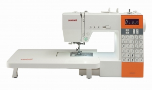 Win a Janome DKS30 Sewing Machine