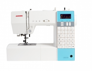 Win a Janome DKS100 Sewing Machine