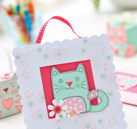 Kitten Papercraft Makes