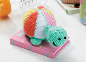Knitted Turtle Pattern