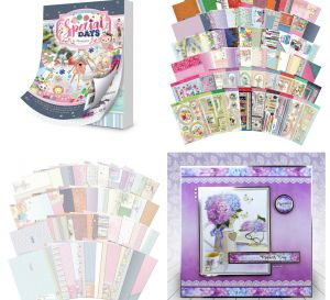 Win One of Eight Hunkydory Sets