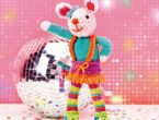 Knit a Disco Mouse
