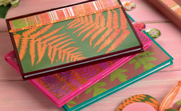 Leaf Notebooks