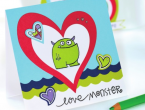 Love Monster Valentine's Day