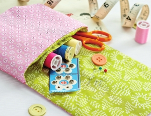 Make & Sell Travel Sewing Pouch