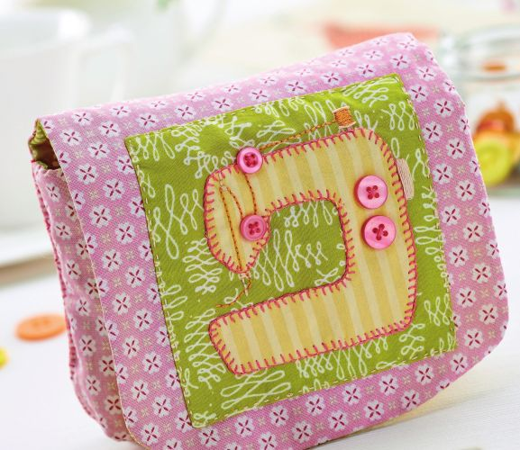Make Sell Travel Sewing Pouch