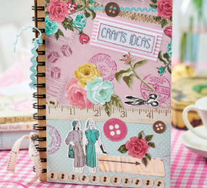 Crafter's Project Notebook