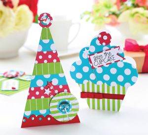 Novelty Card Shapes Tutorial
