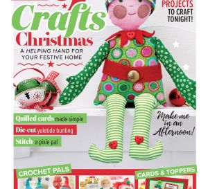 Crafts Beautiful Elf Crafts Christmas Mini Magazine - October 2017