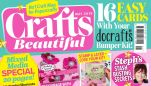 Crafts Beautiful May 2019 Issue 332 Template Pack